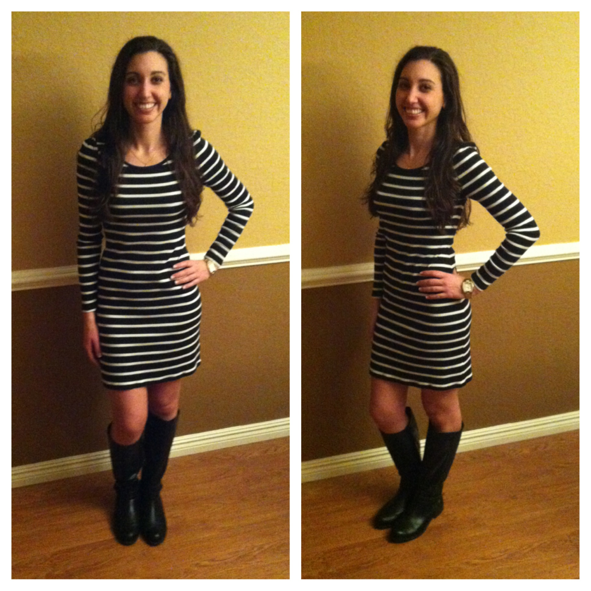 casual dresses with boots Bv5mPWP6